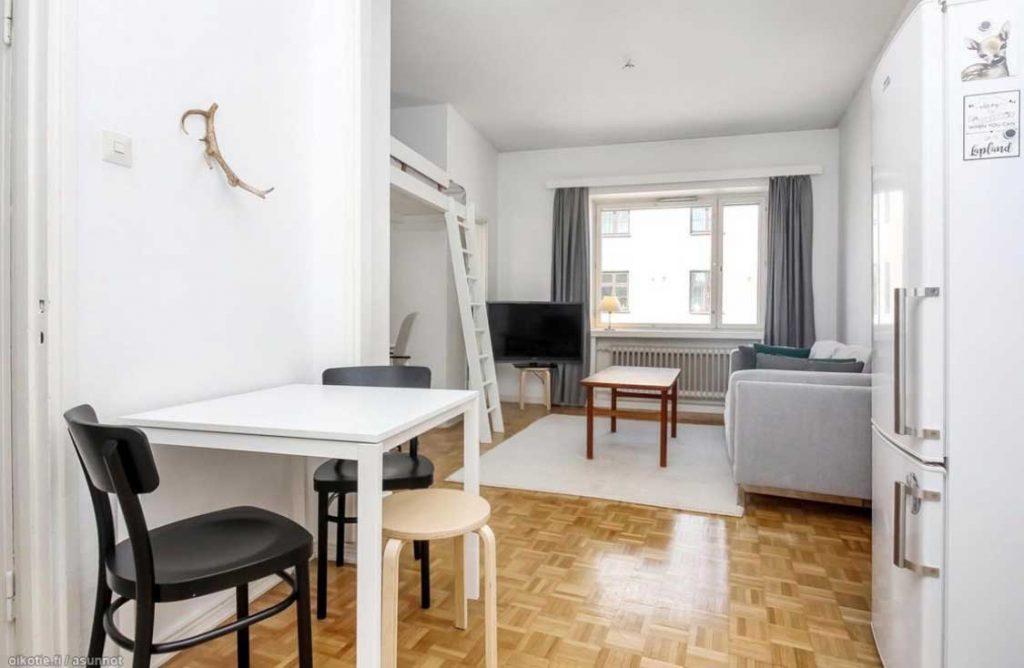 Torkkelinkatu 4 | Helsinki Apartments